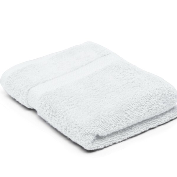Commercial 100% Cotton Hand Towel (Set of 12) by Martex